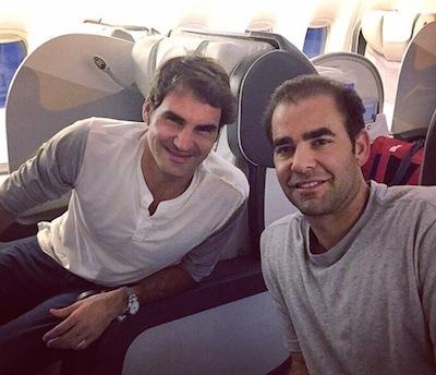 Federer-Sampras-private-jet
