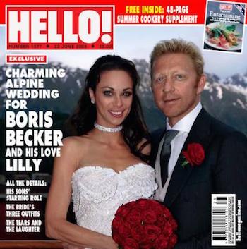 Becker wedding 2009